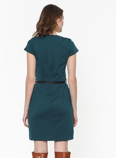 Mia Elbise Yeşil